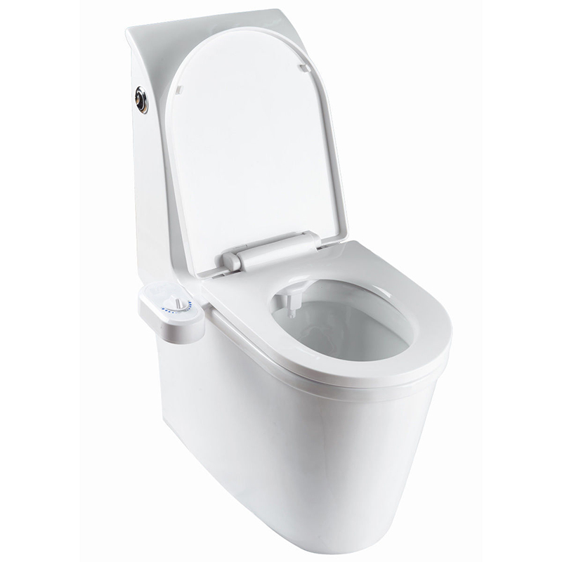Non-electric Water Spray Cleaning Bidet Seat Attachment