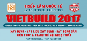 HTD Toilet Parts 2017 Vietbuild International Construction Exhibition