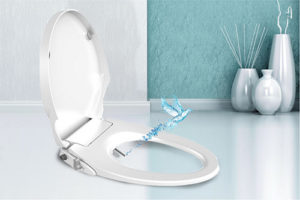 With HTD Bidet Toilet Attachment,to save water,toilet paper,trees and the world .