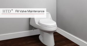 Fix a Toilet That Keeps Running — by HTD Toilet Repair Tutor