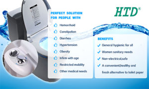 HTD Bidet Attachment Lighting your Healthy Life– An Unexpected Gift For Modern Society