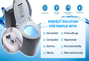 How HTD Bidet Works ? Why use a HTD Bidet?–HTDSANITARY.COM