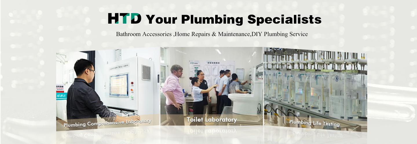 HTD Toilet Plumbing Products