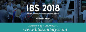 HTD TOILET PARTS SUPPLIER TO ATTEND 2018 NAHB INTERNATIONAL BUILDERS' SHOW