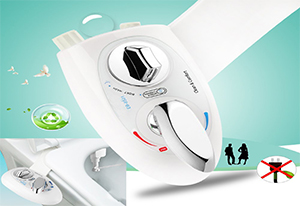 HTD Non-Electric Hot & Cold Water Bidet Attachment Review