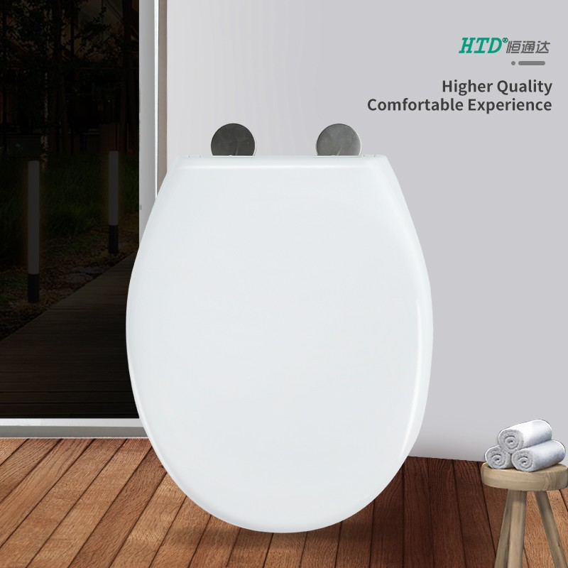 PP Soft Close Quick Release Toilet Seat Cover
