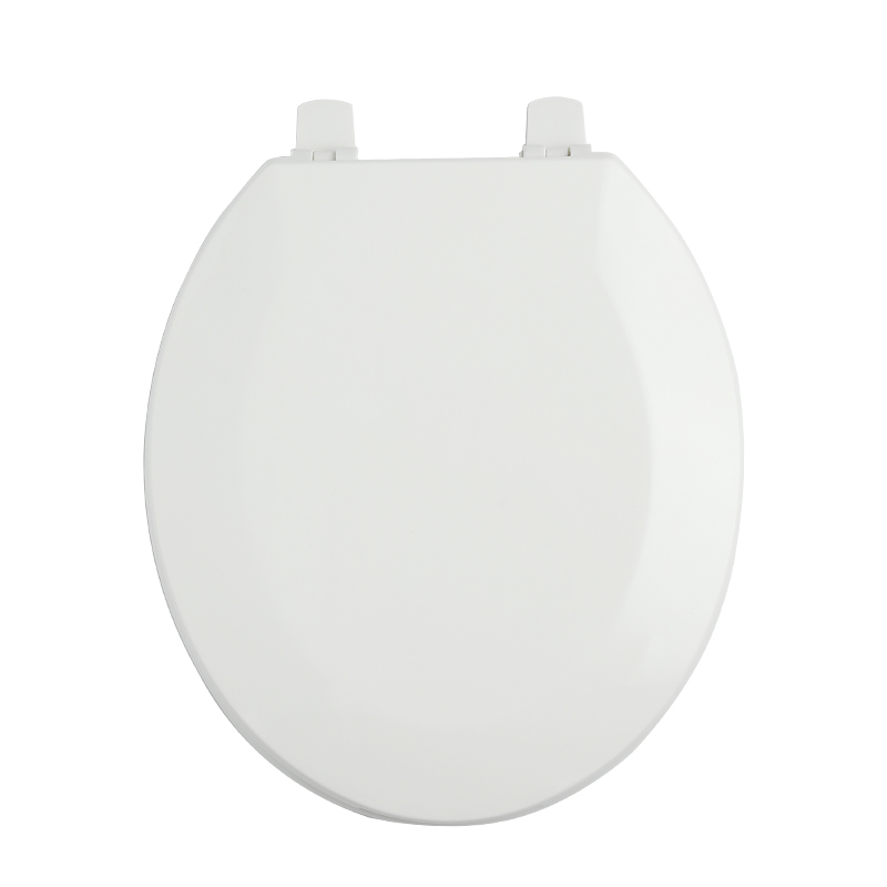 Toilet Seat Cover Normal Close with Hinges