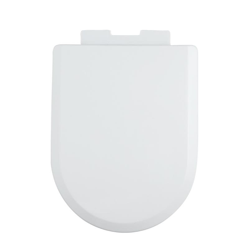 U shape Toilet Seat Cover PP Soft Close