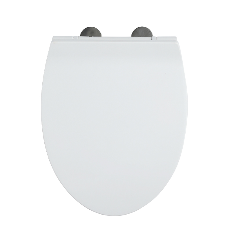 Round Toilet Seat Soft Close Fast Install