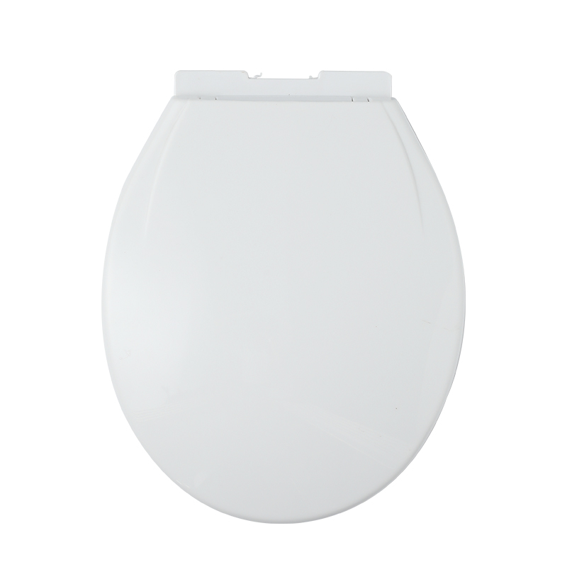 PP Toilet Seat Cover Round Shape Soft Close