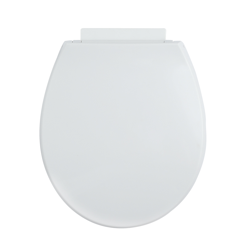 Round Shape PP Soft Close Quick Release Seat Cover