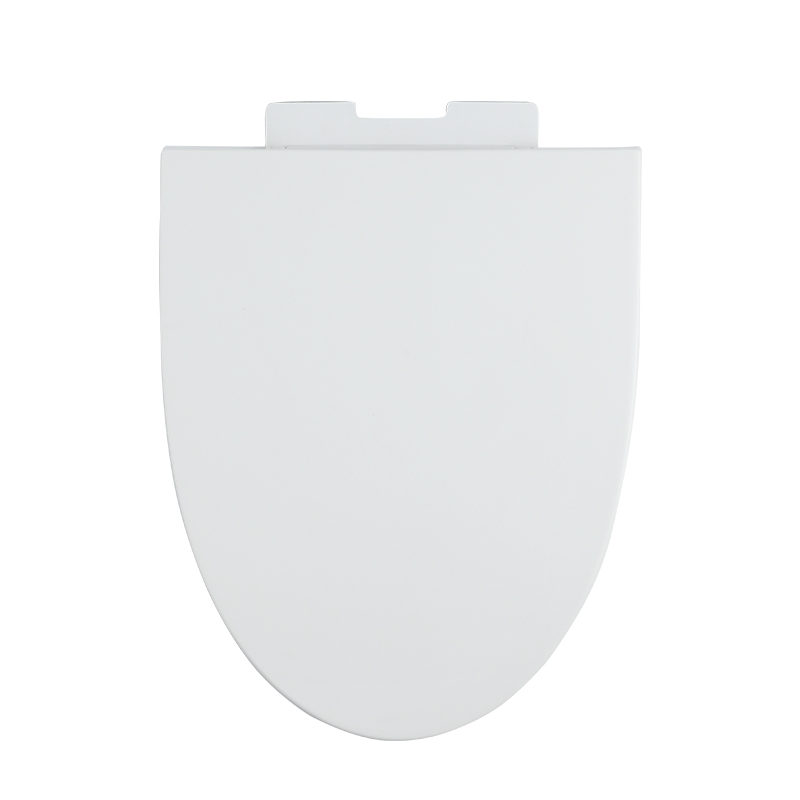 Fast Install PP Elongated Toilet Seat Cover